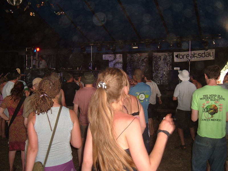 Glade Festival 2005