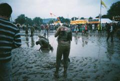 Mud wrestling anyone?