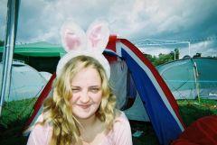 Cheeky ears