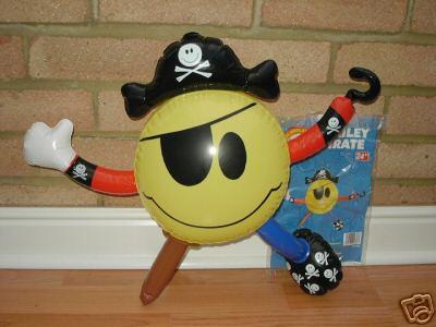 Smiley Pirates for the E-fests campsite!