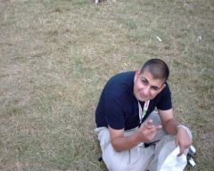 Me @ Global Gathering 2005