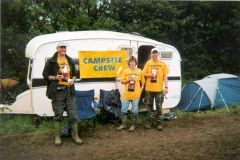 Grafters at the Greenfields site (2002?)