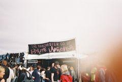 Festival stalls!