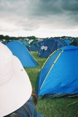 One way to recognise your tent