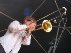 Dubrovnik Trombone player Toby