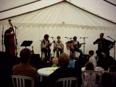 Music at Folk cafe