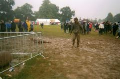 Mud fighting!!!!!!!