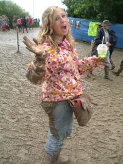 Me just after I fell over in the mud!! :D