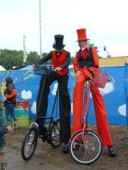 Long, Tall Biker boys