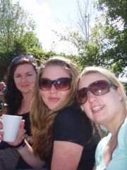 Me and my Glasto virgins!