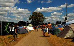 Exit camp