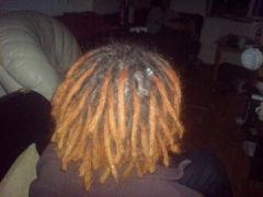 Very thin dreads!