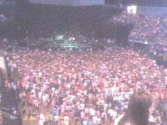 Kings of leon bad quality photo though
