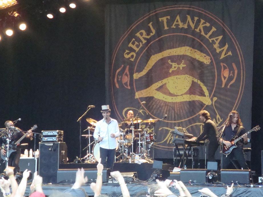 BIG DAY OUT 2009 - Serj Tankian