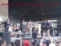 V Festival 2009  - Madness