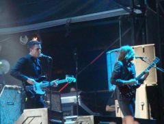 V Festival 2009 - The Killers