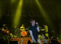 V Festival 2009 - Kaiser Chiefs