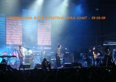 V Festival 2009 - Snow Patrol