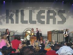 BIG DAY OUT 2007 - The Killers