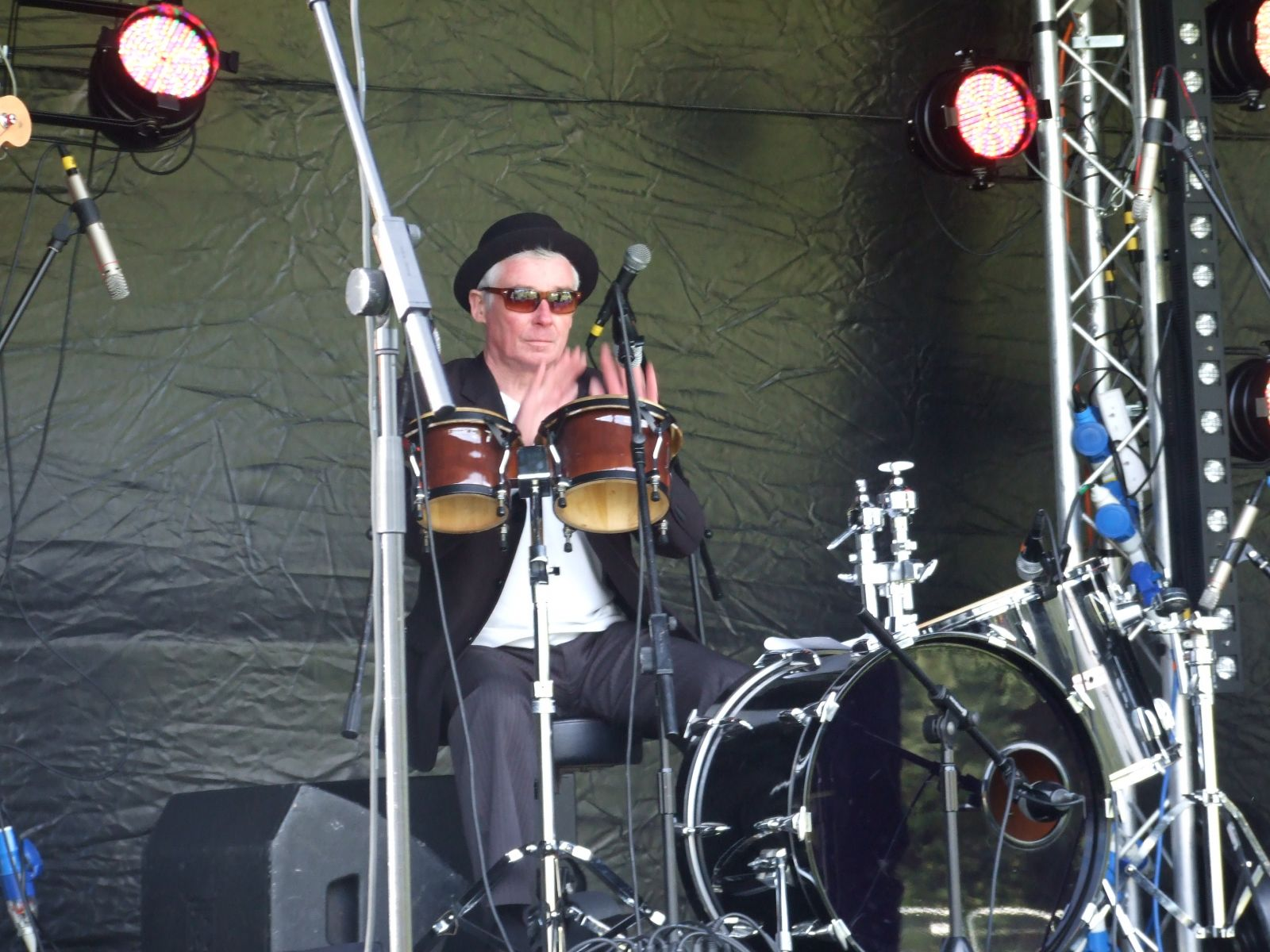 Pignose at 2011 Lechlade Festival