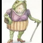 Mrs Toad