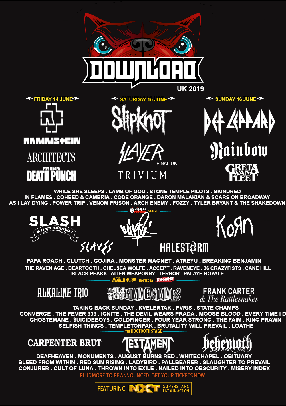 Download 2019 - Page 41 - Download Festival - Festival Forums