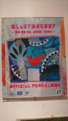 Glastonbury programmes