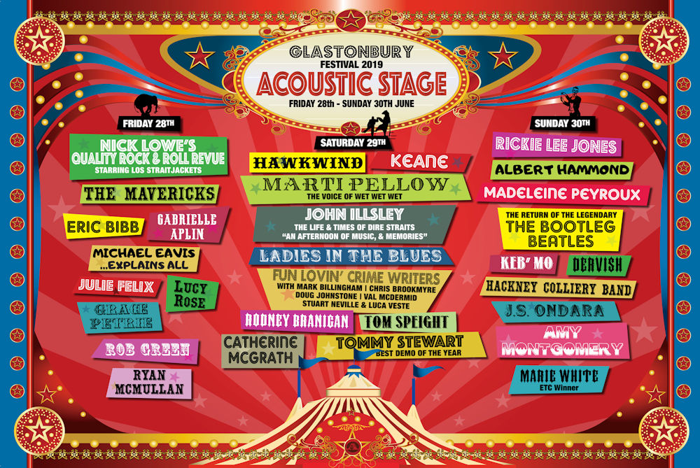 Acoustic Stage 2019