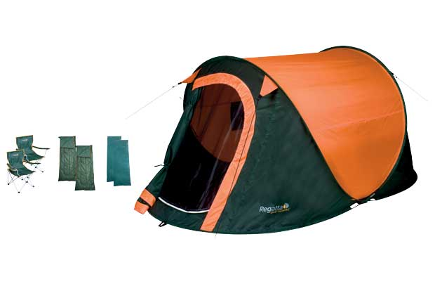 Regatta Pop Up Tent Set  sc 1 st  eFestivals & Win Argos Goodies!! one of four tent sets with camping gear or a ...