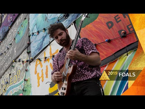 Foals - What Went Down (Glastonbury 2019)