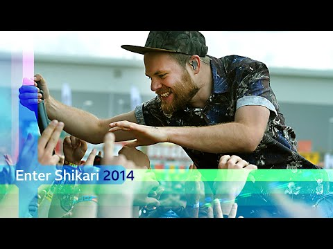 Enter Shikari - Destabilise (Reading and Leeds 2014)