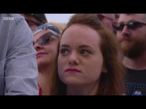 Kate Tempest - People's Faces | LIVE AT GLASTONBURY 2017