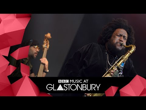 Kamasi Washington - Street Fighter Mas (Glastonbury 2019)