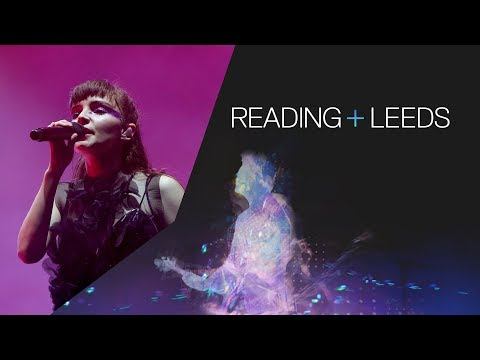 Chvrches - Leave A Trace (Reading Festival 2019)