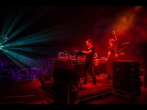 Booka Shade · Live from bluedot 2018