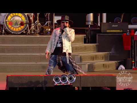 Guns N' Roses - Not In This Lifetime Selects: Download Festival