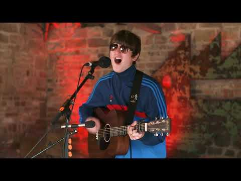 Andrew Cushin - Where's My Family Gone | Live Deer Shed Session