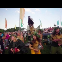 Wild Tribe at Camp Bestival