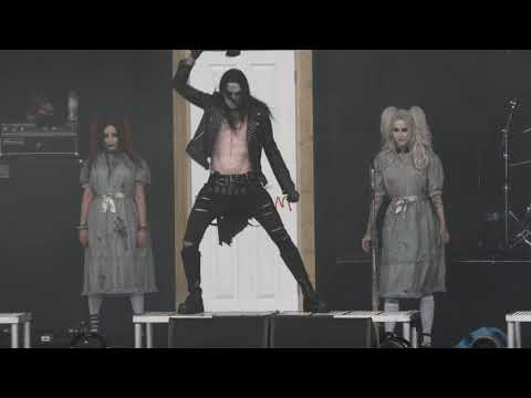 WEDNESDAY 13 - What The Night Brings - Bloodstock 2018