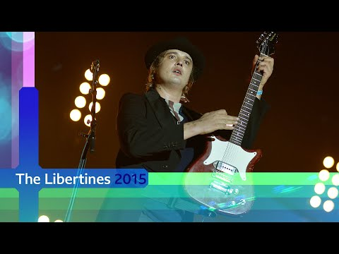 The Libertines - Don't Look Back into the Sun (Reading and Leeds 2015)