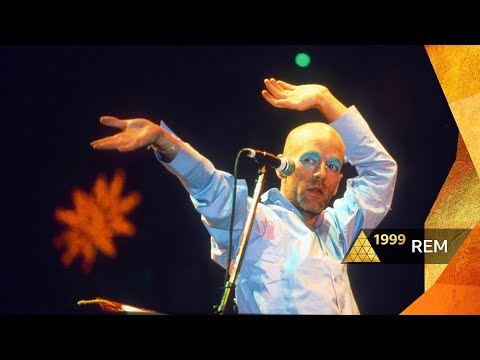 R.E.M - Losing My Religion (Glastonbury 1999)