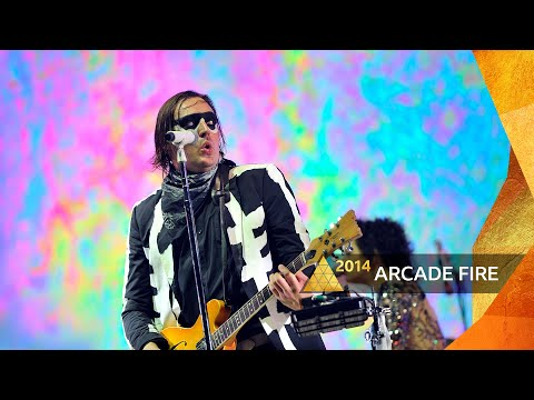 Arcade Fire - Wake Up (Glastonbury 2014)
