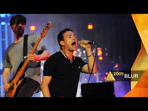 Blur - Tender (Glastonbury 2009)