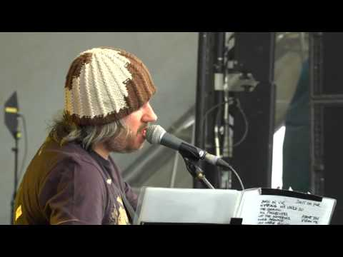 Badly Drawn Boy // About A Boy // Kendal Calling 2010