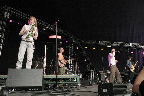 Tim Booth @ GuilFest 2004