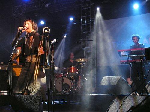 Stereolab @ Reading Festival 2004
