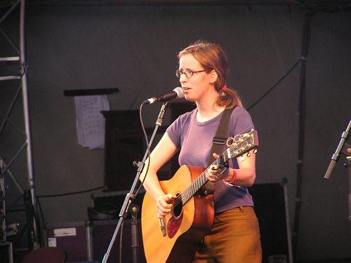 Laura Veirs @ Summer Sundae Weekender 2004