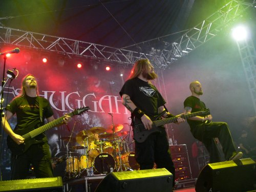 Meshuggah @ Download 2005