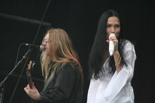 Nightwish @ Download 2005