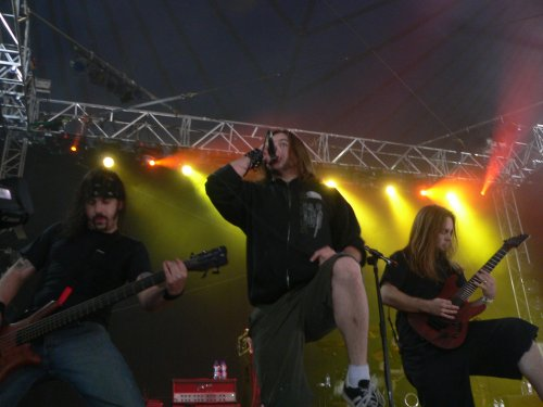 Unearth @ Download 2005